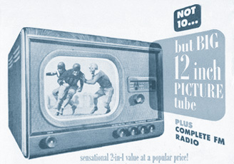 television advertisement